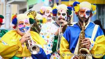 Banda de Palhaços alegra criançada nesta terça em Monte Alegre - ACidade ON