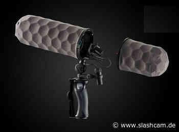 Rycote Nano-Shield: Neuer leichterer Profi-Windschutz für Mikrophone - slashCAM