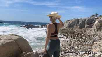 Im engen Sport-Outfit: Rebel Wilson zeigt ihren heißen Body - Promiflash.de