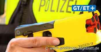 Sollten auch Streifenpolizisten Taser benutzen dürfen?