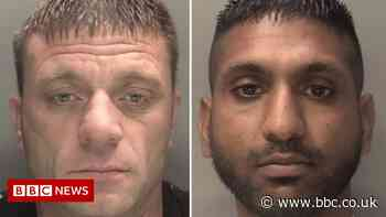 Two men convicted of Tipton park murder