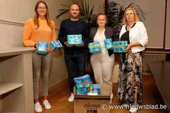 Proefproject rond menstruatie-armoede in middelbare scholen (Koekelare) - Het Nieuwsblad
