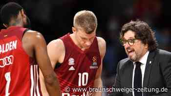 Einbruch in Kasan: Bayern-Basketballer bleiben sieglos