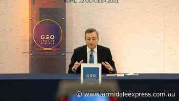 G20 calls on UN to co-ordinate Afghan aid - Armidale Express