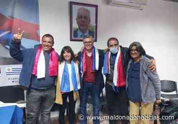 El FA de Maldonado proclamó 5 candidatos a la presidencia de la fuerza política en lo departamental - maldonadonoticias.com