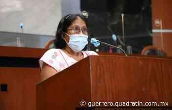 Enfocaré agenda a mejoramiento de sistema de salud: Flores Maldonado - Quadratin Guerrero