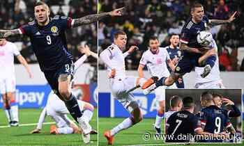 Faroe Islands 0-1 Scotland: Late Lyndon Dykes winner saves Steve Clarke's blushes