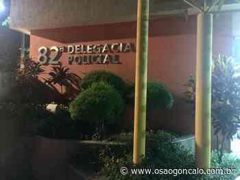 Dupla é presa após invadir casa em Ponta Grossa, em Maricá - O São Gonçalo