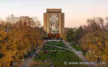 Notre Dame's famous 'Touchdown Jesus' is from Minnesota? You betcha - Wadena Pioneer Journal