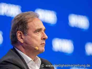 Bundesliga: Hertha BSC bestätigt Trennung von Geschäftsführer Schmidt - Bietigheimer Zeitung