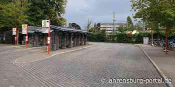 Ahrensburg: 18jähriger am Busbahnhof bedroht und beraubt - Ahrensburg Portal