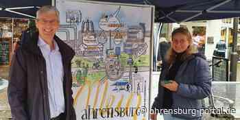 """Bürgermeisterwahl: Schreitmüller stellt """"Stimmungsbild für Ahrensburg"""" vor am 11.10.2021, 19 Uhr - Ahrensburg Portal"""