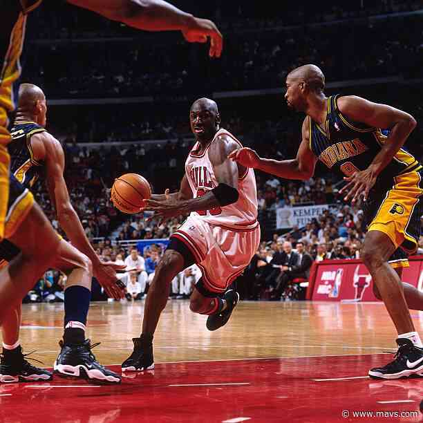 Kidd will never forget being Jordan's teammate, if only for one night