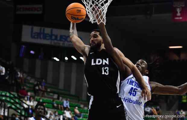 LIVE: Donar Groningen v London Lions – FIBA Europe Cup (7pm)