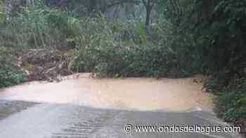 Sin maquinaria para atención de emergencias por lluvias en Villarrica - Ondas de Ibagué