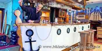 Schiff als Theke: Warum Alfeld plötzlich eine Hafenkneipe hat - www.hildesheimer-allgemeine.de
