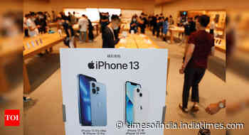 'Apple likely to slash iPhone 13 production due to chip crunch'