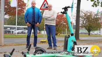 So will die PUG mit Wolfsburgs E-Scooter-Problem aufräumen