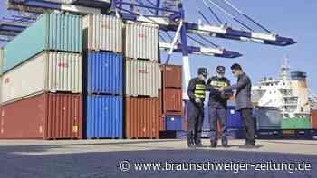 Chinas Exporte stark - weniger Import aus Deutschland