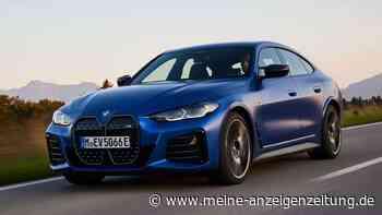 BMW i4 M50 im Test: Fährt hier ein M3 mit Elektromotor?