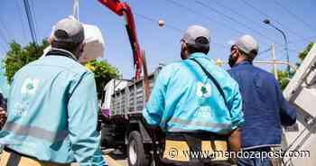 Ciudad y Godoy Cruz limpiaron el Zanjón Frías - mendozapost.com