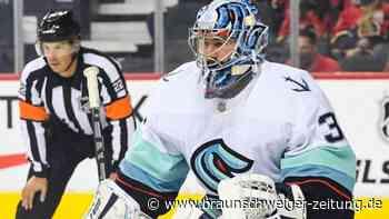 NHL-Auftakt: Pleite für Grubauer und Seattle Kraken