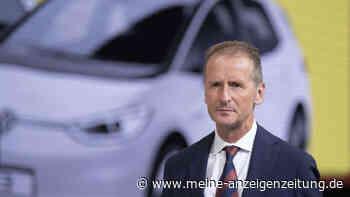 VW-Hammer: Konzernchef Diess stellt wohl massiven Stellenabbau in den Raum - 30.000 Stellen in Gefahr?