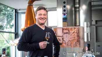 Reise in die Welt des Whiskys: Führung durch die Lübbehusen Whisky Distillery - Nordwest-Zeitung