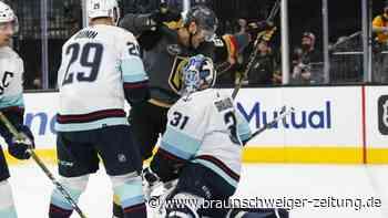 Grubauers Kraken starten mit Niederlage ins NHL-Abenteuer