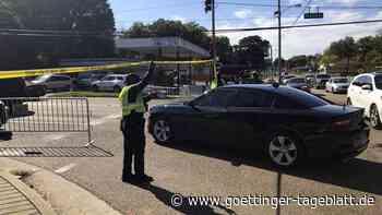 USA: Postmitarbeiter erschießt zwei Kollegen und sich selbst