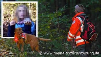 Julia (8) endlich gefunden: Hunde witterten Spur bereits am Montag und gaben wohl entscheidenden Hinweis