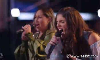 "Bella DeNapoli vs Katie Rae ""No More Tears (Enough Is Enough)"" The Voice Battles 2021 - Zeibiz"