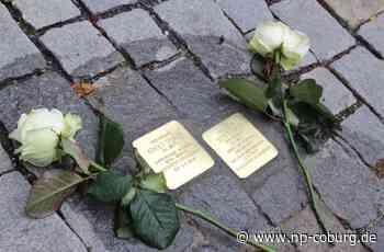 Ehrung für Nazi-Opfer - Lichtenfels erinnert an seine jüdische Geschichte - Neue Presse Coburg