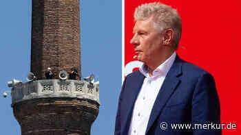 Nach Pilotprojekt in Köln: Hallen Muezzinrufe bald auch durch München? OB Reiter schließt es nicht aus