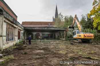 Werken aan gebouwen Dadipark gestart: school palmt over enkele jaren site in