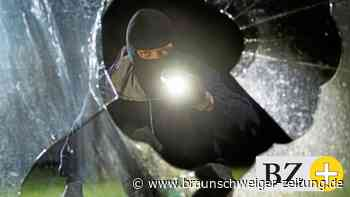 Einbrecher steigen in Helmstedter Wohnhaus ein