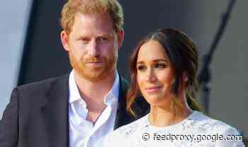 Prince Harry and Meghan Markle warned celebrity pals to turn back on couple