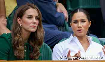 Meghan and Kate's so-called feud 'masked real problem' behind Sussex-Cambridge rift