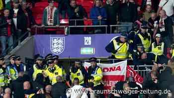 FIFA ermittelt nach Ausschreitungen in Wembley und Albanien