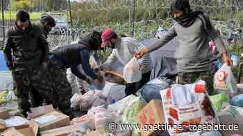 Bundespolizei: Seit August kamen 4300 Migranten über die Belarus-Route