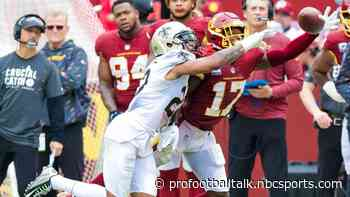 Marshon Lattimore named NFC defensive player of the week