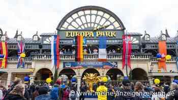 Europapark: Mega-Änderung bei Öffnungszeiten – das gab es noch nie
