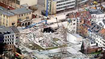 Freisprüche nach Einsturz von Kölner Stadtarchiv aufgehoben - Prozess wird teils neu aufgerollt