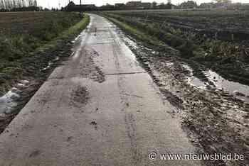 Ondanks actie alweer verschillende meldingen van modder op de weg, een landbouwer op heterdaad betrapt