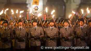 Livestream: Großer Zapfenstreich für Bundeswehrsoldaten nach Afghanistan-Einsatz