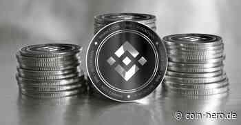 Wo Sie Binance Coin kaufen können, da BNB um 7 % gestiegen ist - Coin-Hero