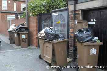 Croydon Council bin collections: Full list of delays