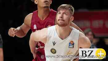 Löwe van Slooten trainiert in Strobls Fabrik statt im NBA-Camp