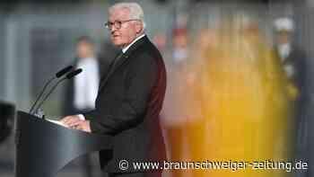 """Steinmeier: """"Afghanistan wird Deutschen noch lange in den Kleidern hängen"""""""
