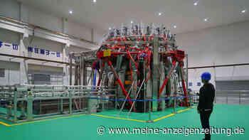 Energieerzeugung der Zukunft: Kernfusion-Durchbruch gelungen